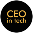 Ceo in tech Logo